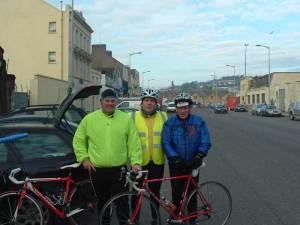 John Breen, Tom Kenny and Eamon Breen