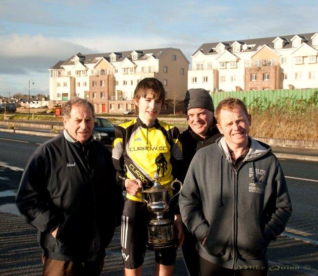 Hugh McSweeney - Landy Cup